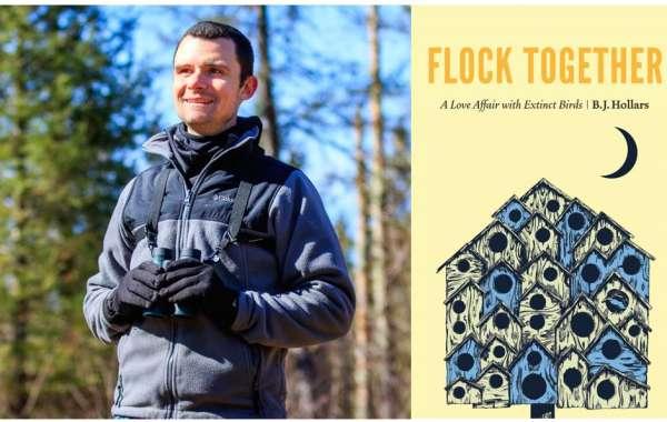 Flock Together: A Love Affair with Extinct Birds