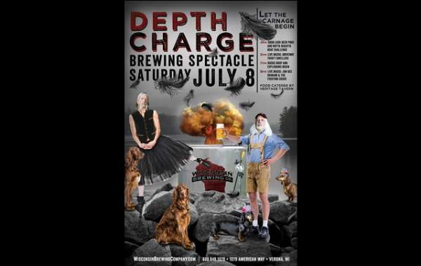 Third Annual Depth Charge