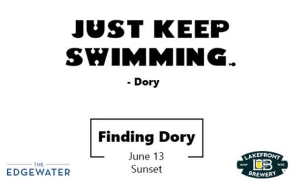 Facts and A Flick Presented by Lakefront Brewery: Finding Dory