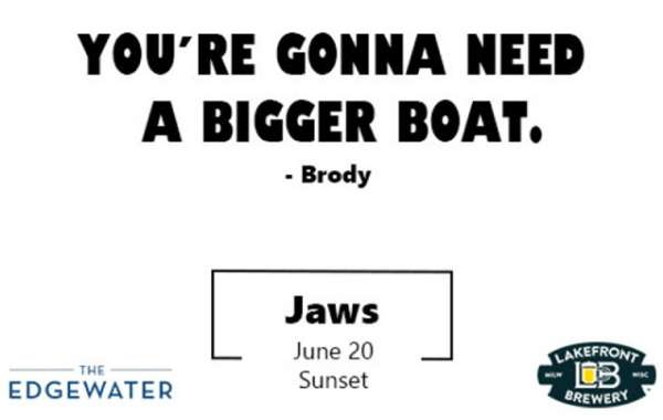 Facts and A Flick Presented by Lakefront Brewery: Jaws