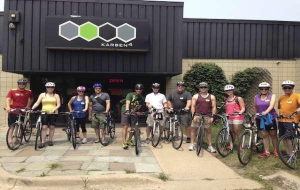Madison Brewery Bike Tour