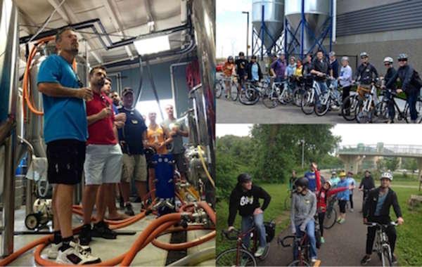 Atwood Amble Bike Tour