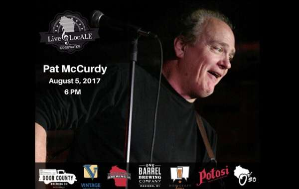 Live and LocALE Saturdays - Pat McCurdy Encore