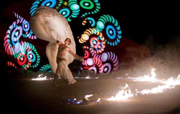 Luminescence: A Spectacle of Fire and Light