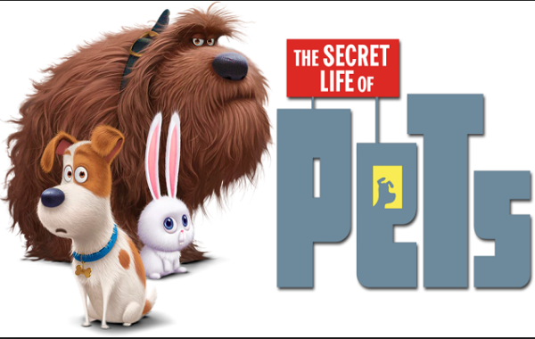 Zoovies: The Secret Life of Pets