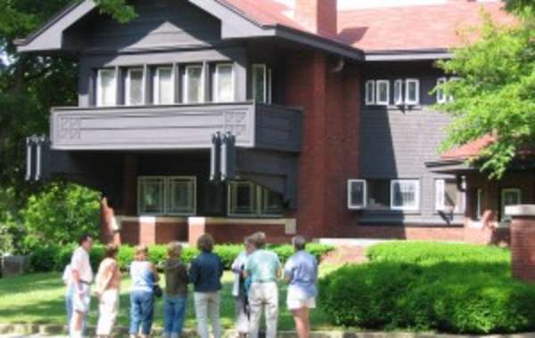 University Heights Historic Architecture Walking Tour: Iconic Architects
