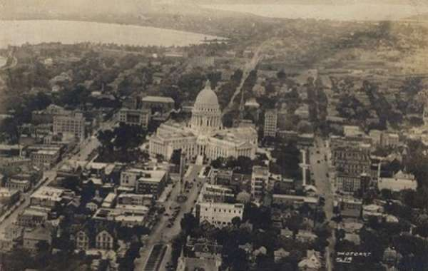 History Sandwiched In: George B. Post, Architect of the Wisconsin Capitol
