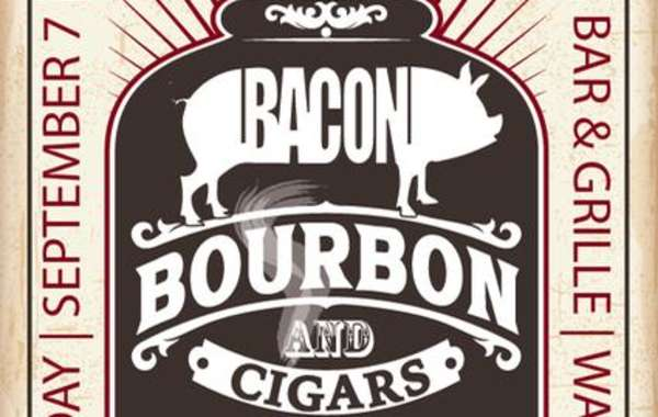 Bacon, Bourbon, and Cigars