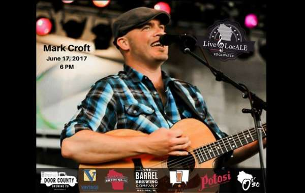 Live and LocALE Saturdays: Mark Croft Band
