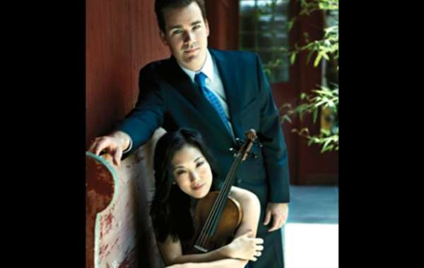 Organist Ken Cowan and Violinist Lisa Shithoten in Recital, Presented by the Madison Symphony Orchestra