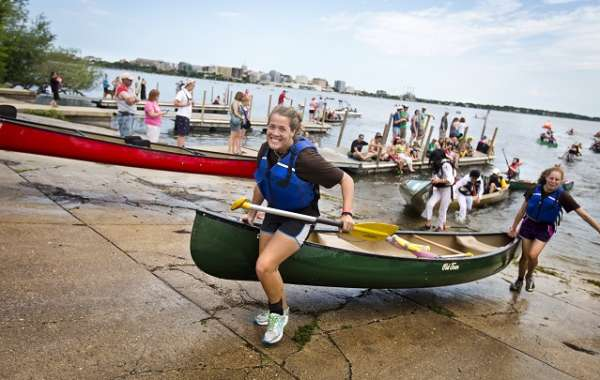 38th Annual Isthmus Paddle & Portage