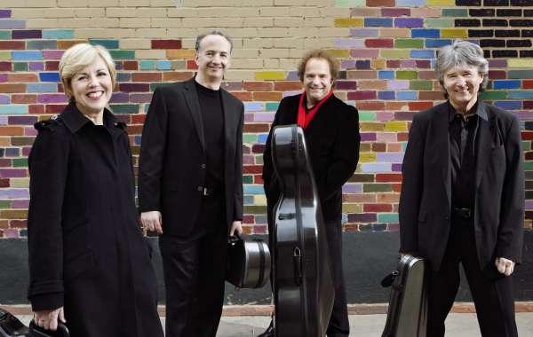Takács Quartet with Garrick Ohlsson, Piano