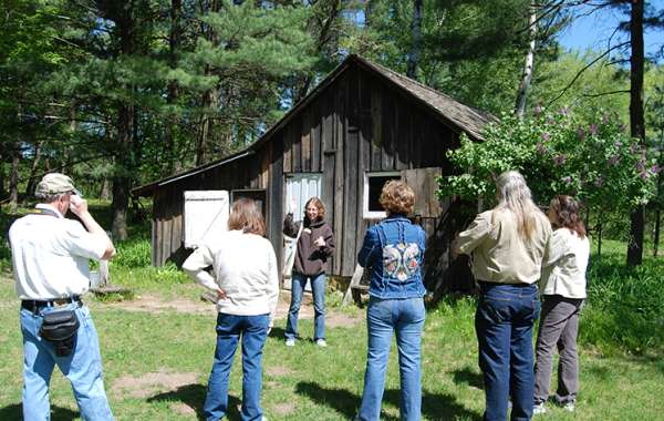 Guided Leopold Shack Tours