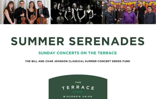 Summer Serenades: Arias and Art Songs