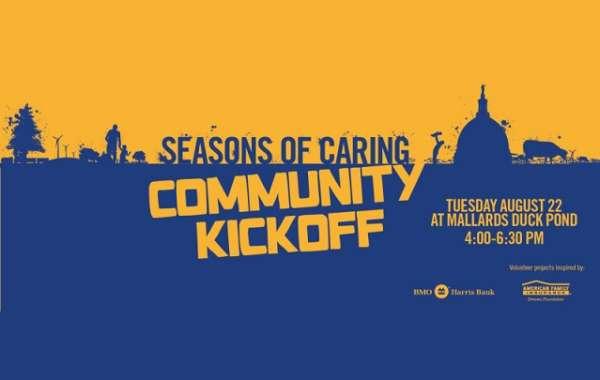 United Way's Seasons of Caring: Community Kickoff