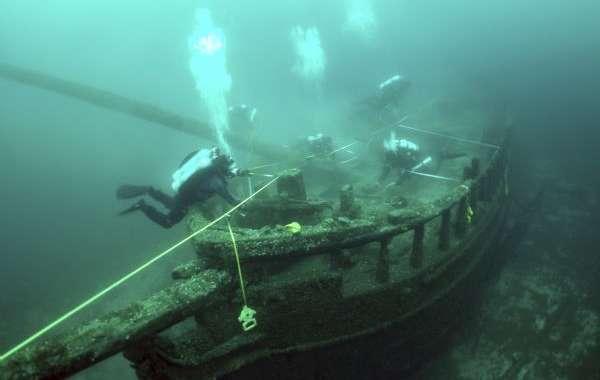 Wisconsin Shipwrecks for Kids