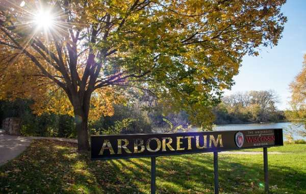 UW-Madison Arboretum Native Plant Garden Tour: Fall in the Native Plant Garden.