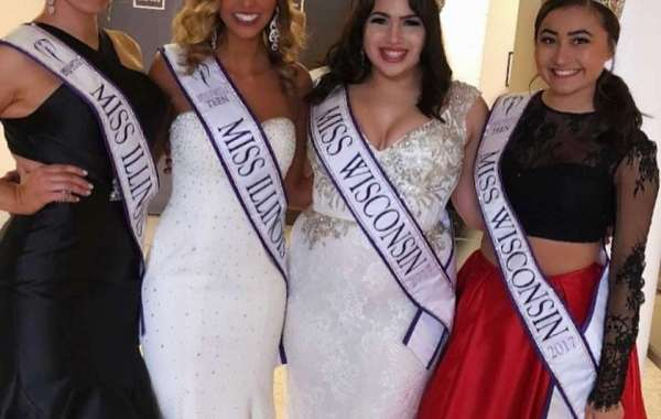 Finals & Coronation of Miss Wisconsin Earth U.S. 2018