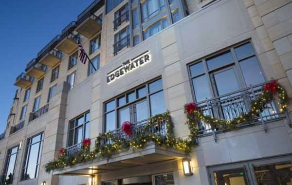 Merry & Bright: The Edgewater's 4th Annual Holiday Tree Lighting