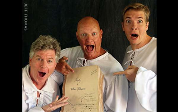 Reduced Shakespeare Company: William Shakespeare's Long Lost First Play (abridged)