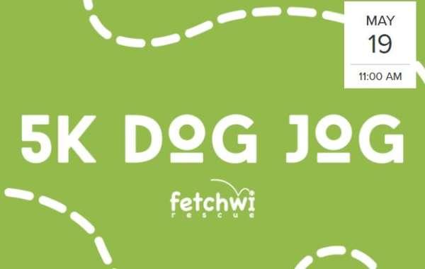 Fetch WI Rescue 5K Dog Jog