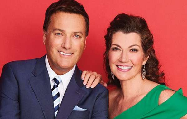 Amy Grant with Michael W. Smith Christmas Concert