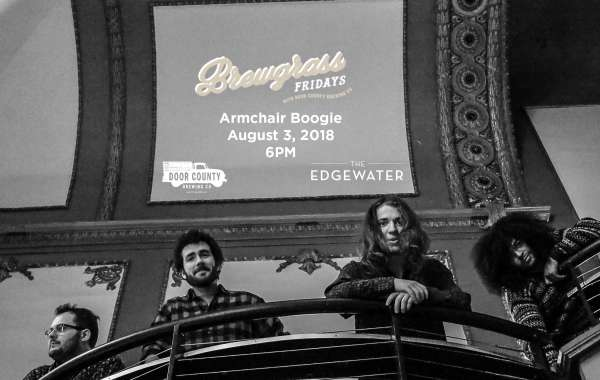 Brewgrass Fridays: Headliner TBA featuring Armchair Boogie