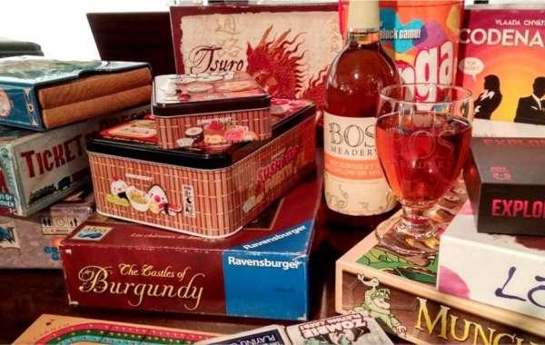 Adult Board Game Night