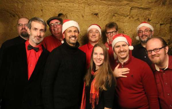 Caroling in the Cave - Deliberate Vibration