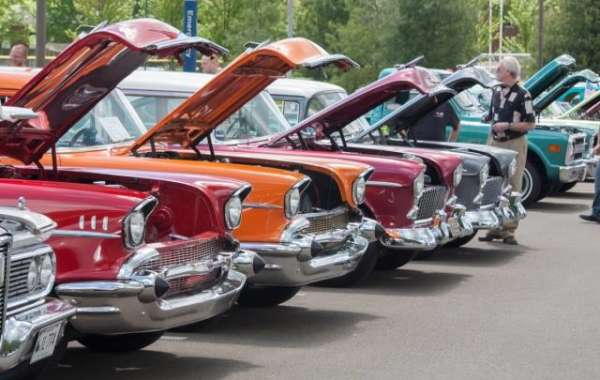 2nd Annual Car Show Fundraiser at the Distillery