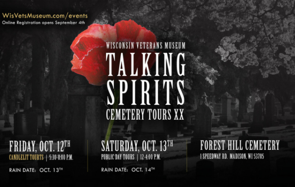 TALKING SPIRITS CANDLELIT TOURS