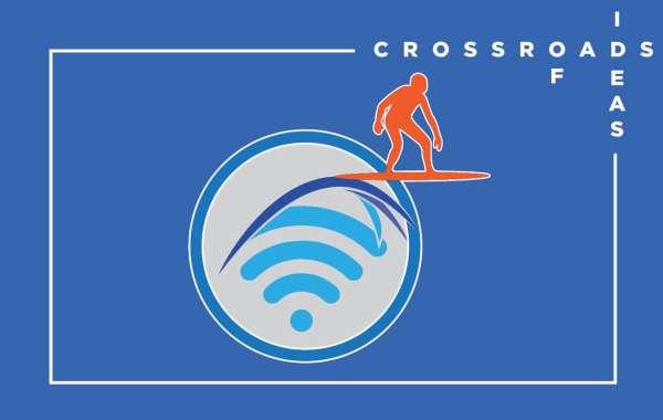 Crossroads of Ideas. Riding the Next Wireless Wave: The Era of Edge Computing