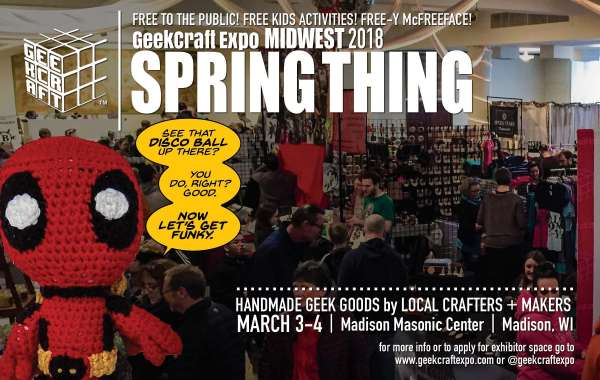 Midwest GeekCraft Expo