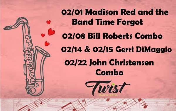 February Live Jazz