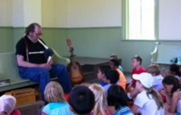 International Music with Folklore Village