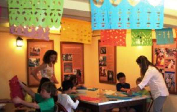The Art of Papel Picados with Folklore Village