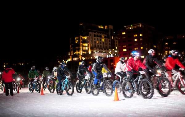 Clean Lakes Alliance's Frozen Assets Fat Bike Race