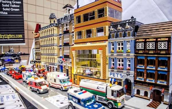 BrickUniverse LEGO Fan Convention