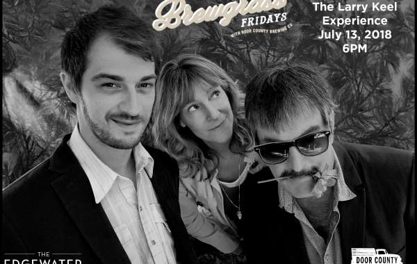 Brewgrass Fridays: The Larry Keel Experience