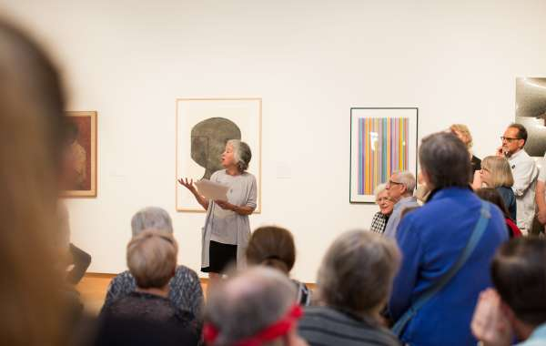 Gallery Talk: Melanie Herzog on Far Out: Art from the 1960s