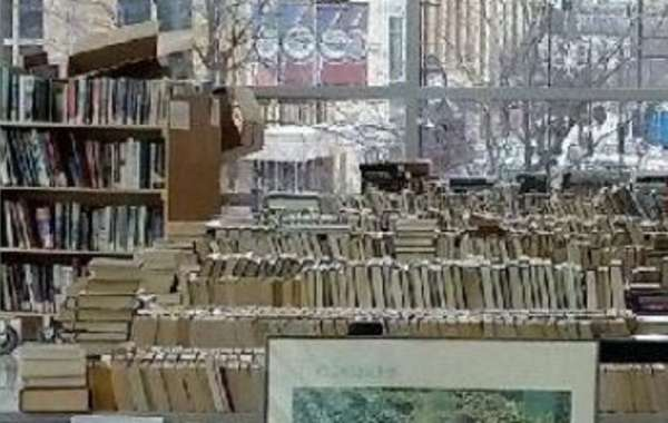 Friends of the Madison Public Library Charity Book Sale