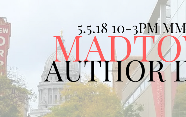 2nd Annual Madtown Author Daze