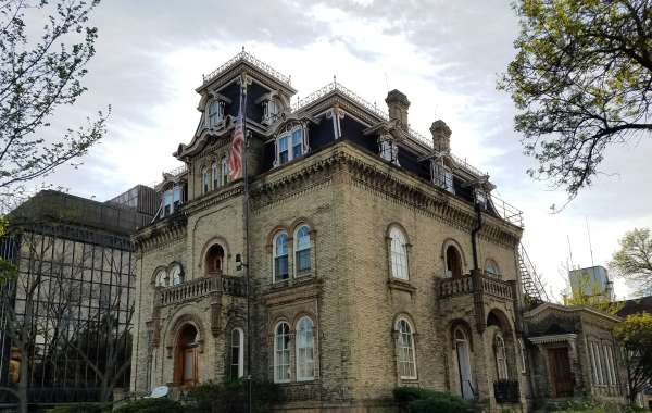 Historic Architecture Walking Tour - Mansion Hill East