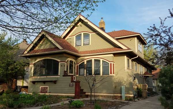 Historic Architecture Walking Tour - Marquette Bungalows