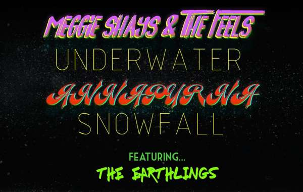 Meggie Shays & The Feels and Annapurna Singles Release Party feat. The Earthlings