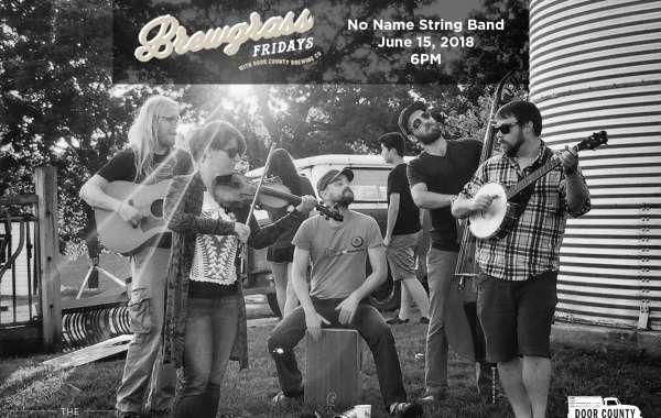 Brewgrass Fridays: No Name String Band