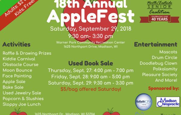 NESCO's 18th Annual AppleFest