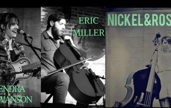 Nickel & Rose, Kendra Swanson w/Eric Miller