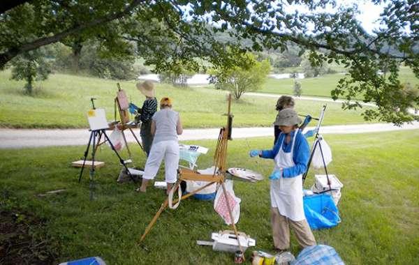 Quick Paint Celebration & Off-the-Easel Sale
