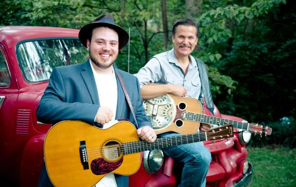 Sugar Maple Concert Series: Rob Ickes and Trey Hensley